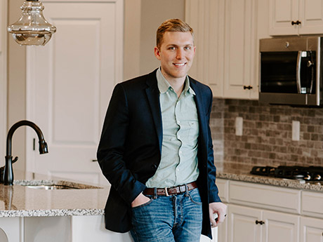 Zach Costell - Stello Homes Realtor in Norhtern Virginia