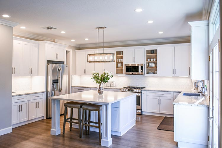 Stello Homes Real Estate Remodeling Project of a Kitchen